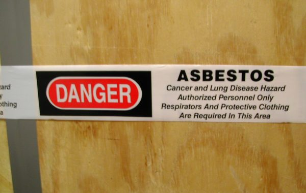 Asbestos lung cancer claims